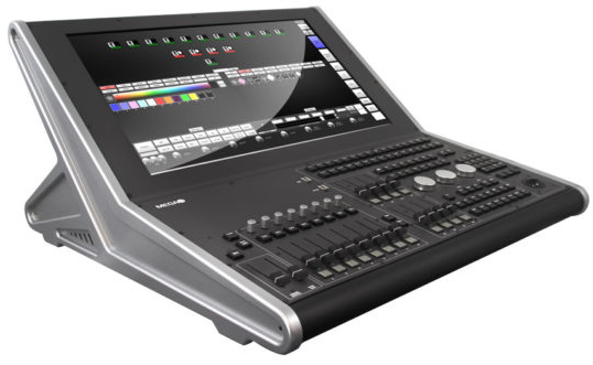 New Lumen8 Lighting Console from Mega Systems